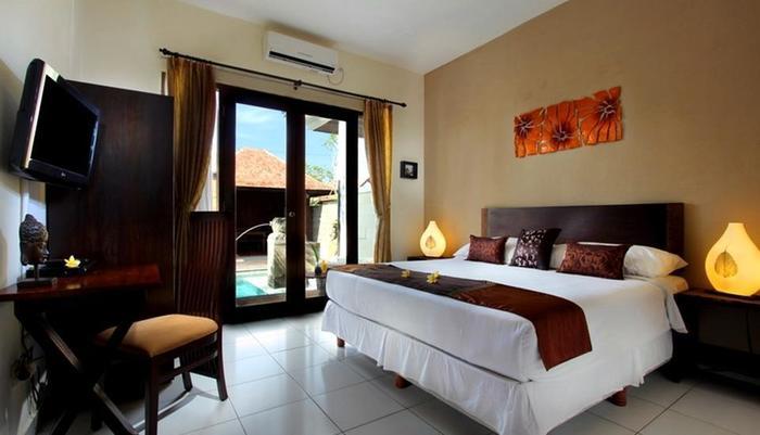 Berawa Beach Residence Bali - Kamar Tamu