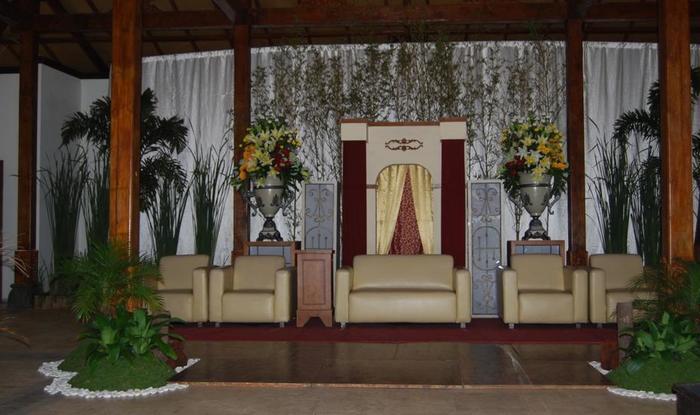 Wisma Joglo Hotel Bandung - Pendopo