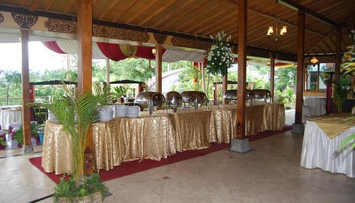 Wisma Joglo Hotel Bandung - Restoran