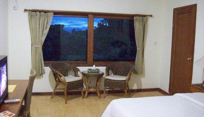 Wisma Joglo Hotel Bandung - Kamar Deluxe - A