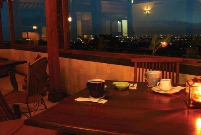Wisma Joglo Hotel Bandung - Restaurant