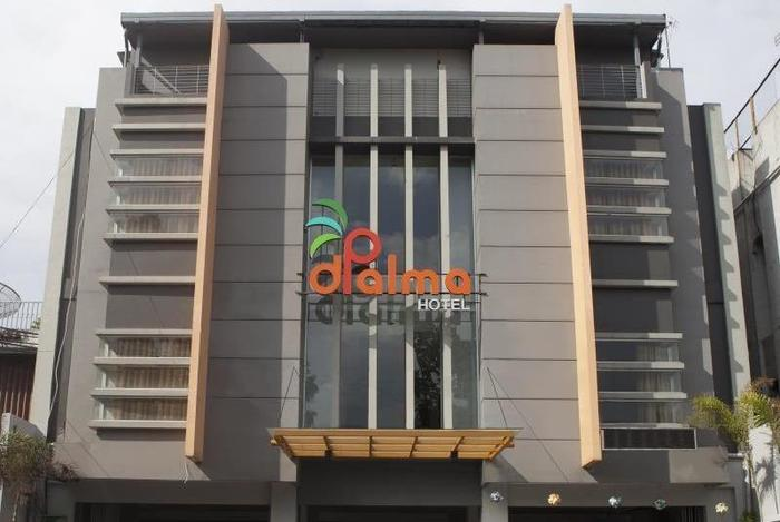 DPalma Hotel Bandung - Hotel Building