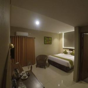 DPalma Hotel Bandung - Deluxe Double