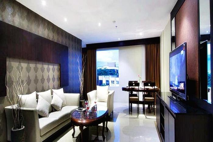 Hotel Aria Barito Banjarmasin - Ruang Tamu