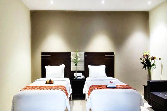 Hotel Aria Barito Banjarmasin - Kamar Super Deluxe