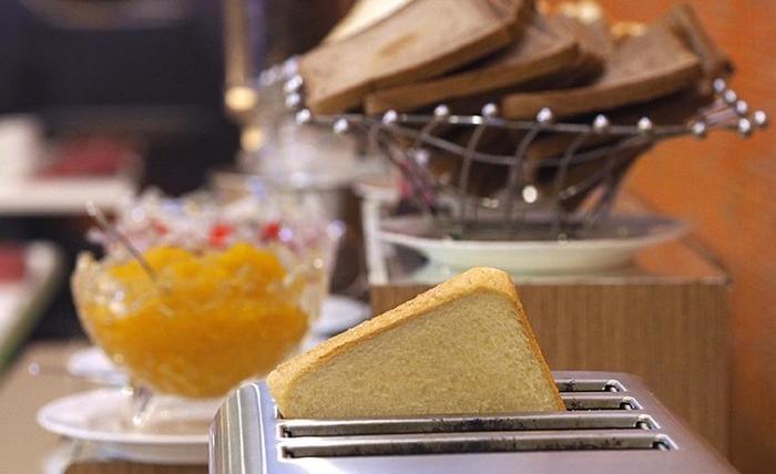 favehotel Adisucipto Solo - Breakfast