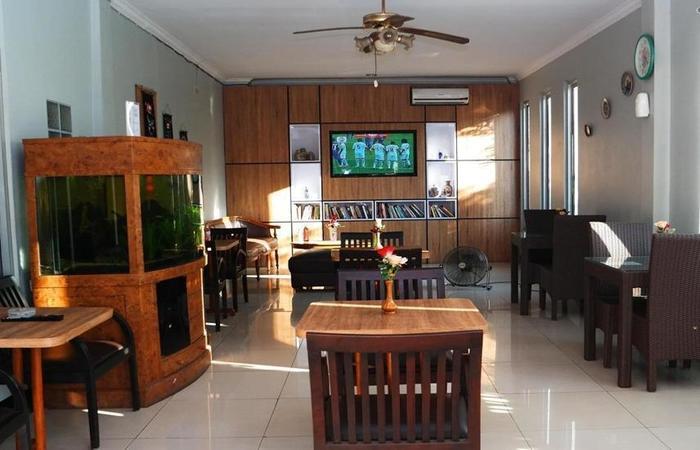 La Derra Hotel Purwakarta - Lobi