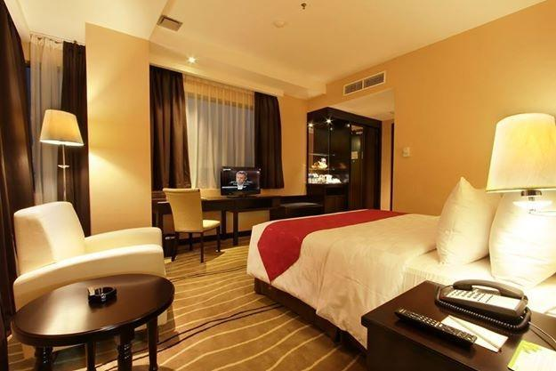 Four Points by Sheraton Medan - Deluxe Room