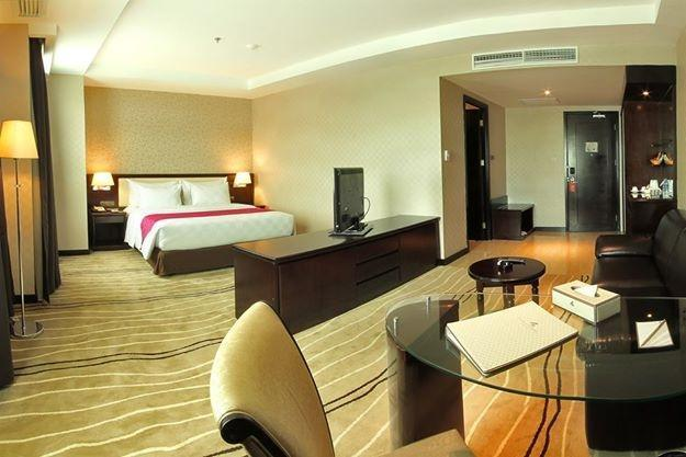 Four Points by Sheraton Medan - Junior Suite