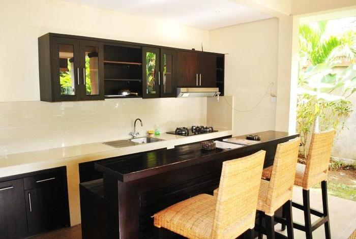 Tanjung Lima Villas Bali - Dapur
