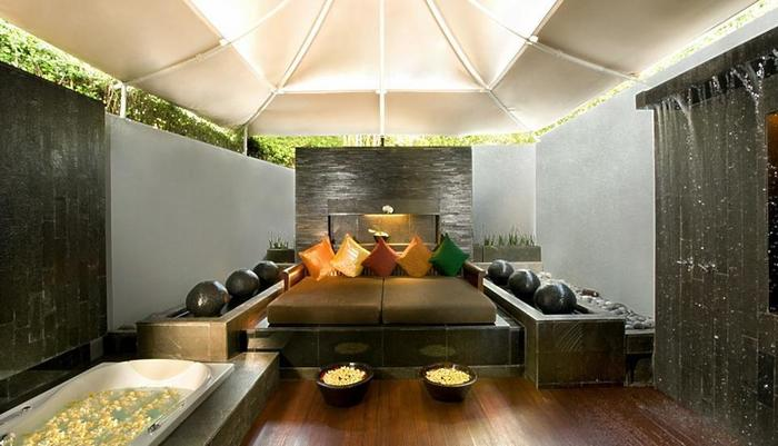 Kayana Seminyak - Ayur Spa - Jacuzzi, Gazebo & Shower