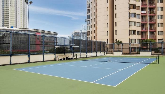 Aston Rasuna - Facilities - Tennis Court