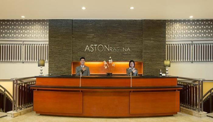 Aston Rasuna - Lobby