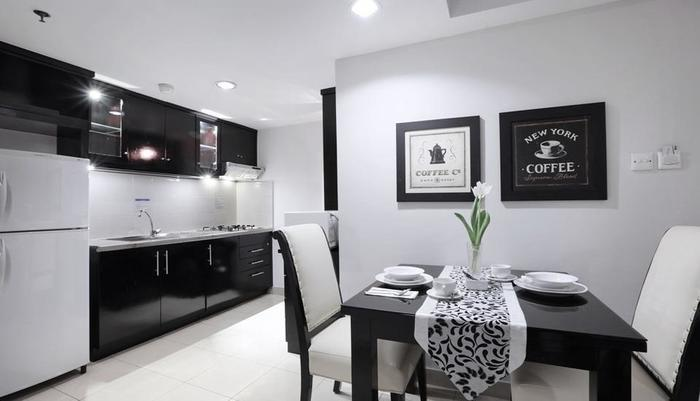 Aston Rasuna - One Bedroom Penthouse