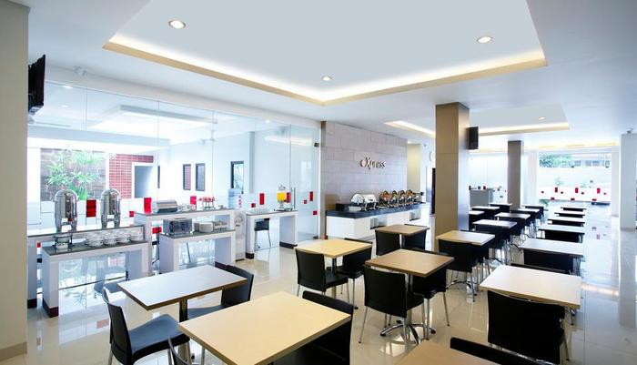 Hotel Amaris Cilegon - Restoran