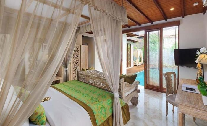 The Royal Purnama Art Suites & Villas Bali - Kamar tamu