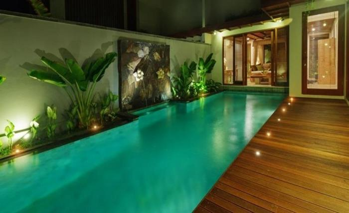 The Royal Purnama Art Suites & Villas Bali - Kolam Renang