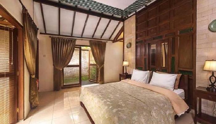 Rumah Boedi Private Residence Borobudur Magelang - Kamar tamu