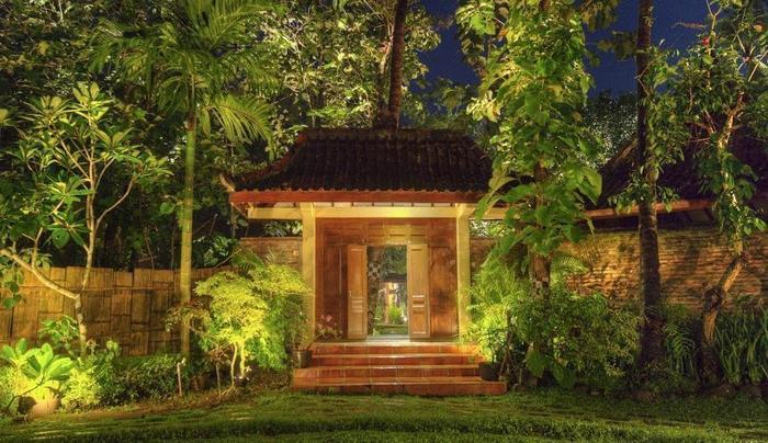 Rumah Boedi Private Residence Borobudur Magelang - Garden2