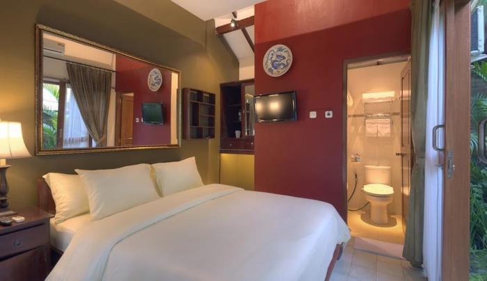 Rumah Boedi Private Residence Borobudur Magelang - Keputren