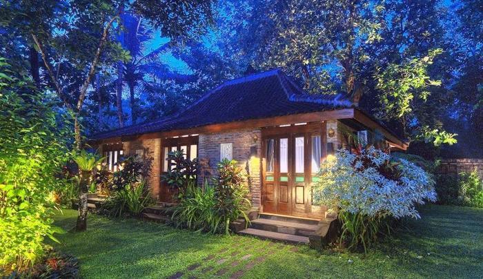 Rumah Boedi Private Residence Borobudur Magelang - Royal