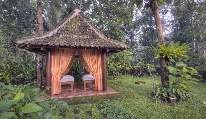 Rumah Boedi Private Residence Borobudur Magelang - spa