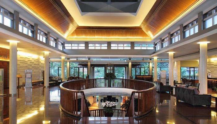 Bali Dynasty Resort Bali - Lobi