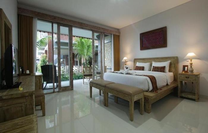 Batu Empug Ubud Bali - Kamar