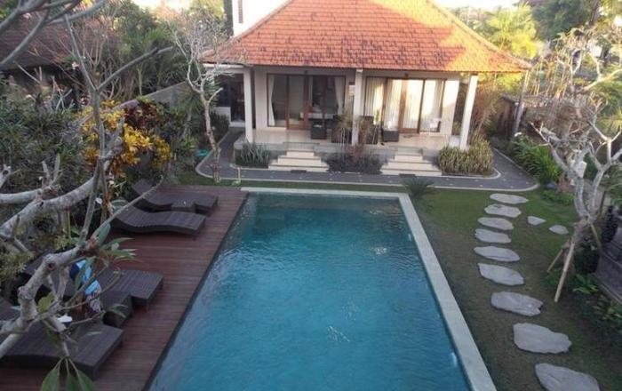 Lili House Ubud Hotel Bali - Pool