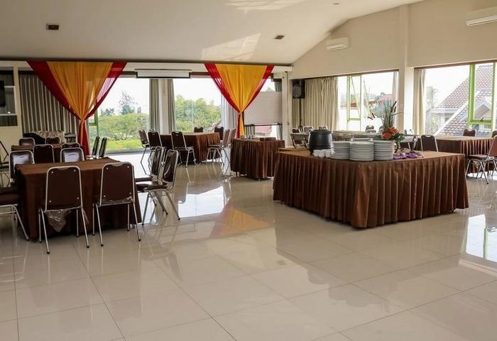 NIDA Rooms Sukajadi Bandung Railway Cassa Sukajadi - Restoran