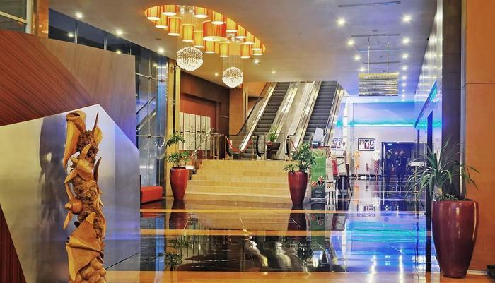 Gumaya Hotel Semarang - tonemapped