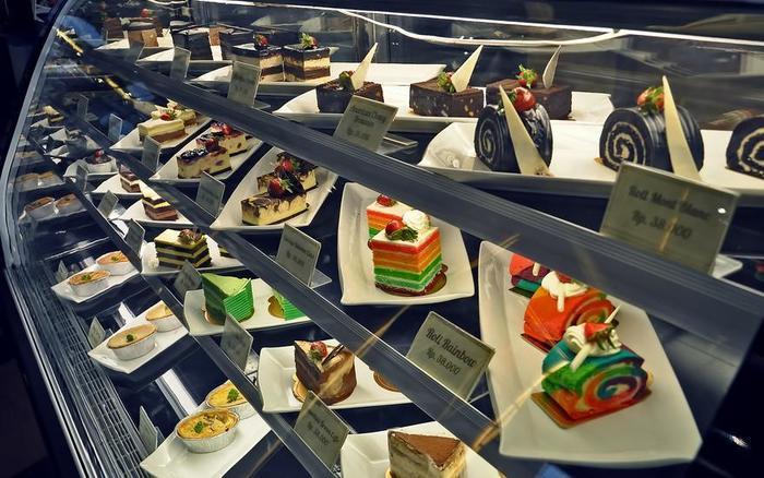 Gumaya Hotel Semarang - Dessert