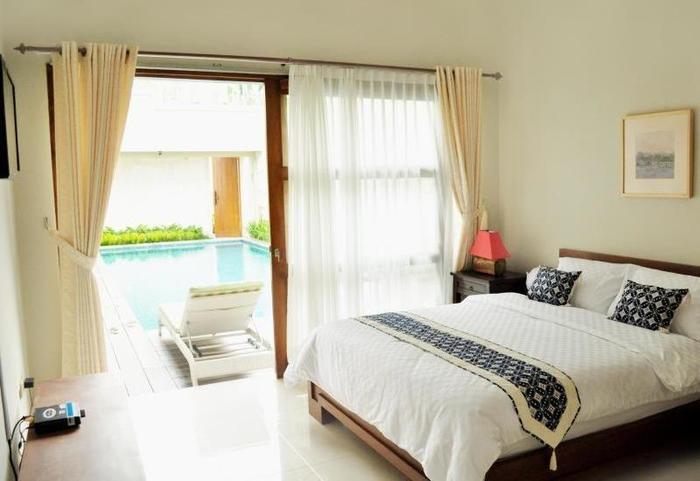 Villa Damai Yogyakarta - Kamar tamu