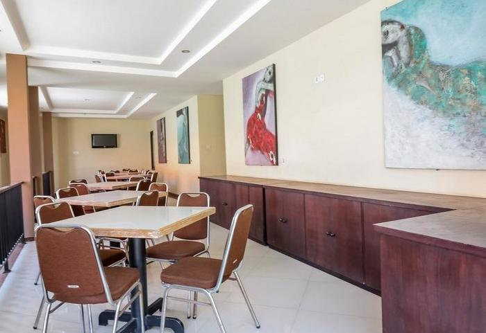 NIDA Rooms Denpasar Robinson Bali - Restoran
