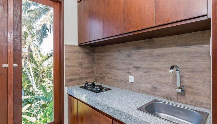 ZenRooms Pengosekan 4 Ubud - Dapur