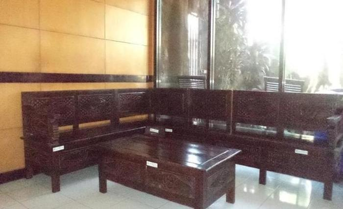 Edotel Bumi Airlangga Surabaya - Interior