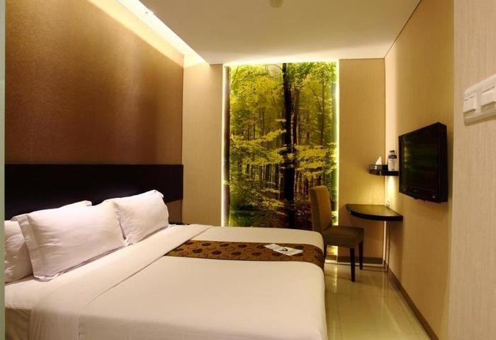 Vio Hotel Bandung - Termpat Tidur