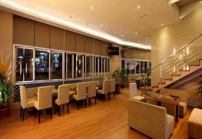 Vio Hotel Bandung - Dalam Hotel
