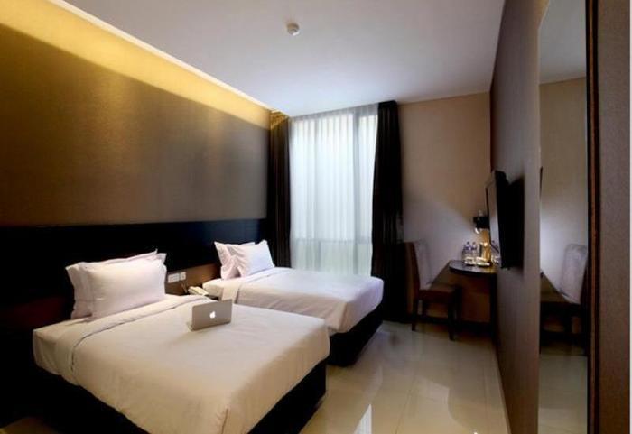 Vio Hotel Bandung - Kamar Mandi 2
