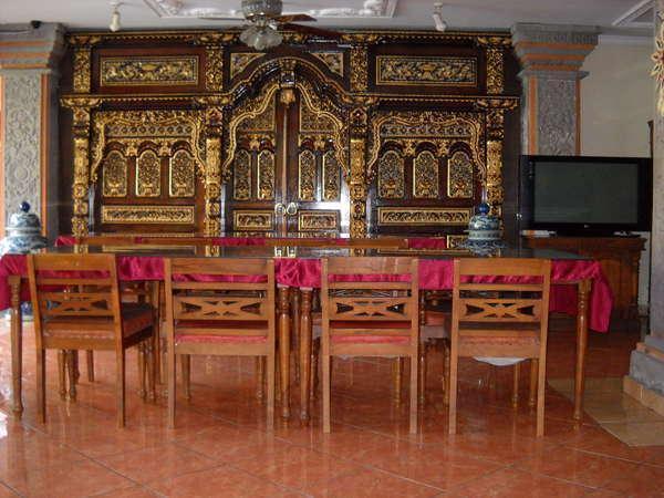 Bali Sorgawi Hotel Bali - Ruang makan