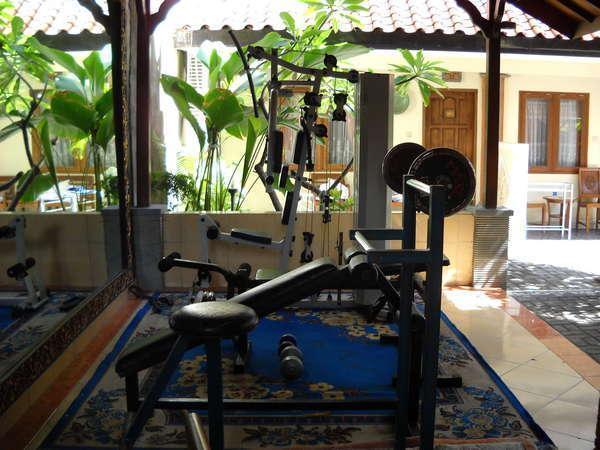 Bali Sorgawi Hotel Bali - Pusat Kebugaran