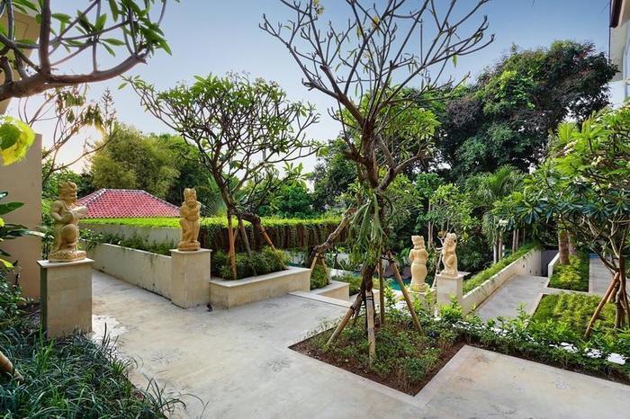Pandawa All Suite Hotel Bali - Taman