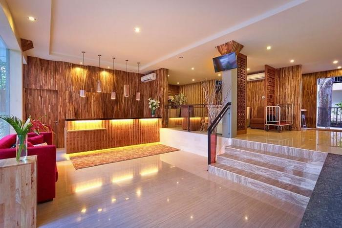 Pandawa All Suite Hotel Bali - Area lobi