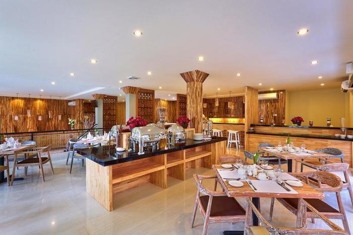 Pandawa All Suite Hotel Bali - Restoran lobi