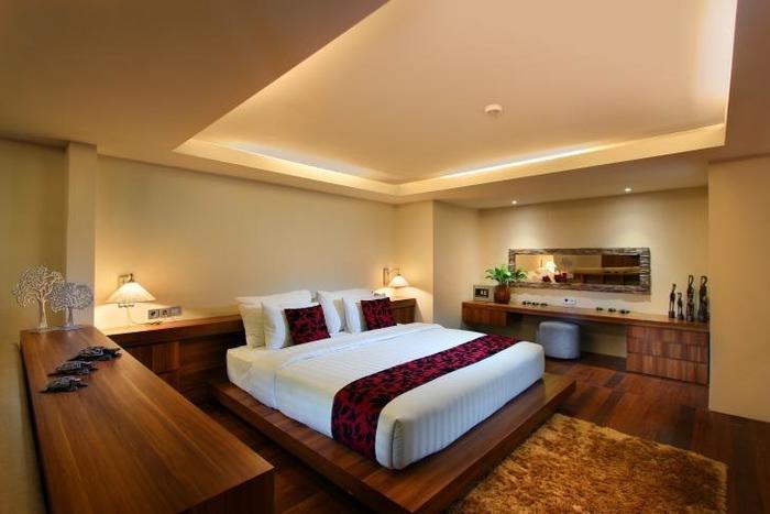 Pandawa All Suite Hotel Bali - kamar eksekutif suite