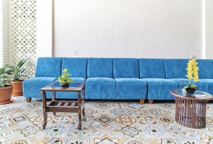 Hotel Wisata Niaga Campus Purwokerto - Lobby