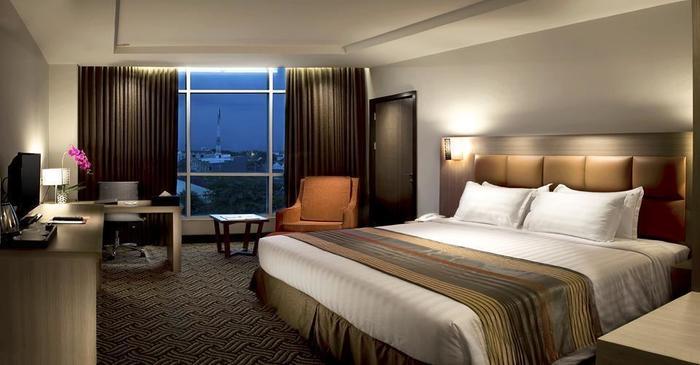 Cavinton Hotel Yogyakarta - Kamar Deluxe