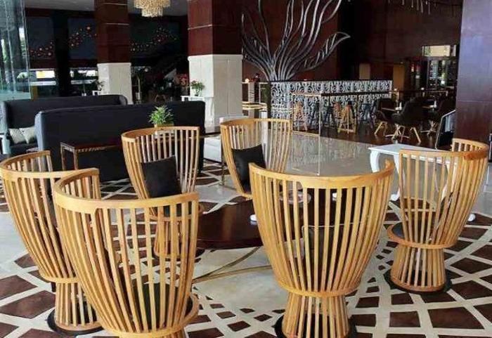 Swiss-Belhotel Harbour Bay Batam - Restoran
