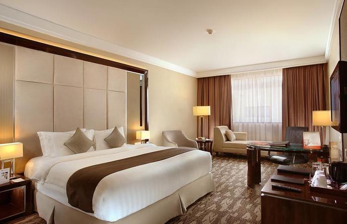 Swiss-Belhotel Harbour Bay Batam - SBHB Superior Deluxe Bedroom