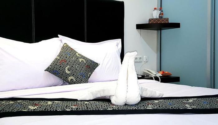 Sunrise Hotel Jombor Yogyakarta - Ruang kamar yang nyaman